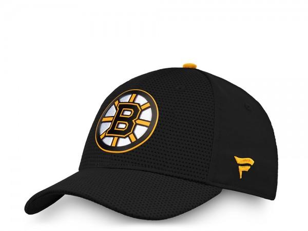 Fanatics Boston Bruins Authentic Pro Stretch Fit Cap