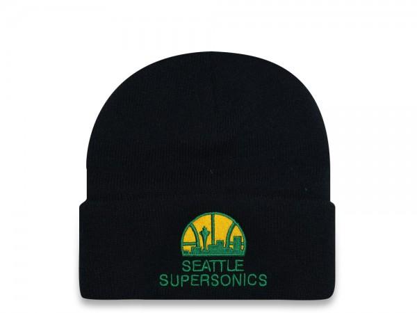 Mitchell & Ness Seattle Supersonics Team Logo Mütze