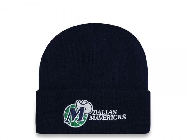 Mitchell & Ness Dallas Mavericks Team Logo Mütze