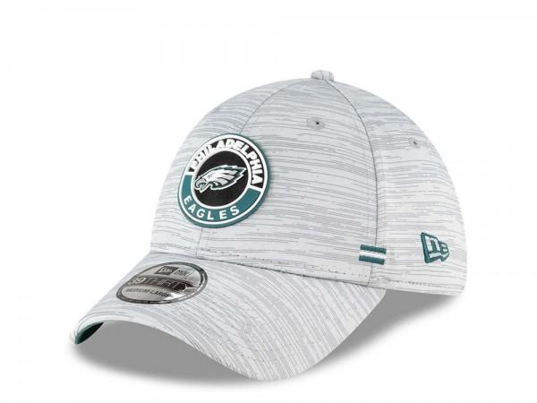 New Era Philadelphia Eagles Fall Sideline 39Thirty Stretch Cap