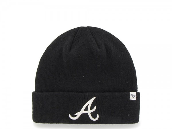 47 Brand Atlanta Braves Raised Cuff Mütze