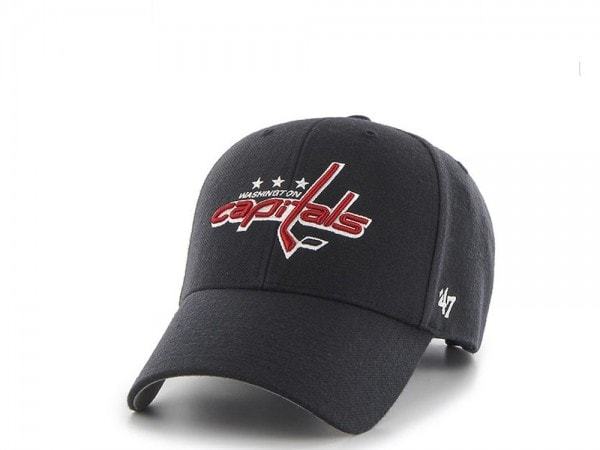 47brand Washington Capitals MVP Strapback Cap