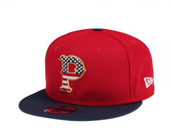 New Era Pittsburgh Pirates 4th July Edition 9Fifty Snapback Cap