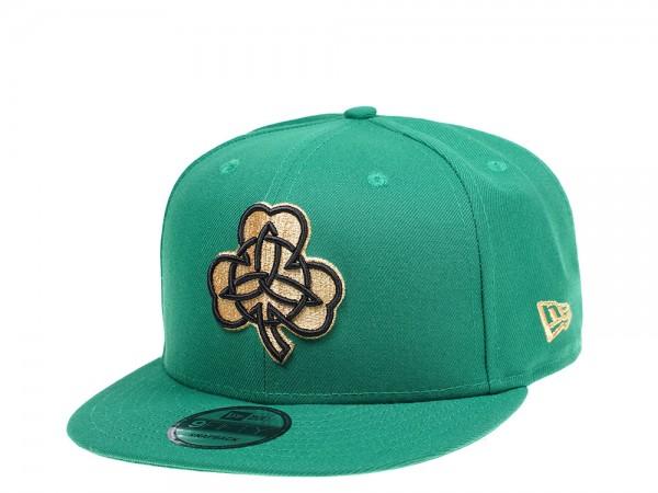 New Era Boston Celtics City Series Alternate 9Fifty Snapback Cap