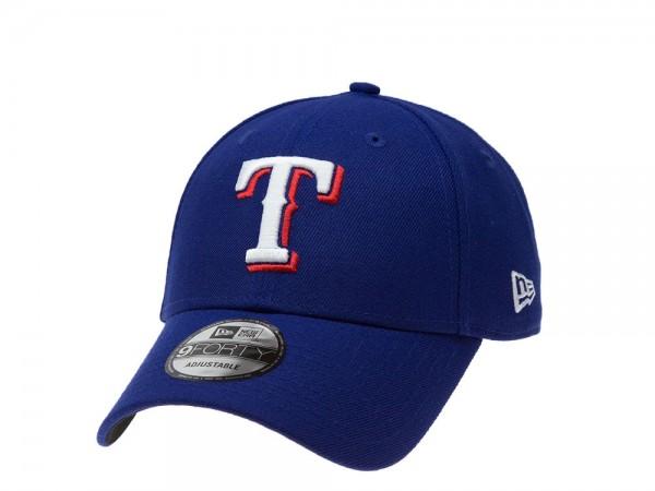 New Era 9forty Texas Rangers The League Cap