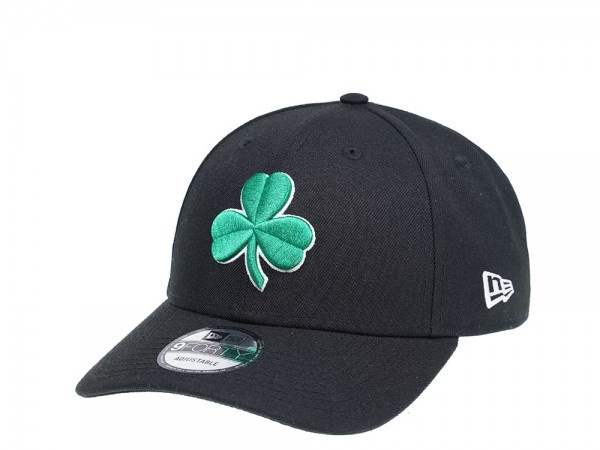 New Era Boston Celtics Curved Shamrock Edition 9Forty Snapback Cap