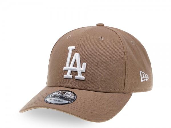 New Era Los Angeles Dodgers Khaki Edition 9Forty Snapback Cap
