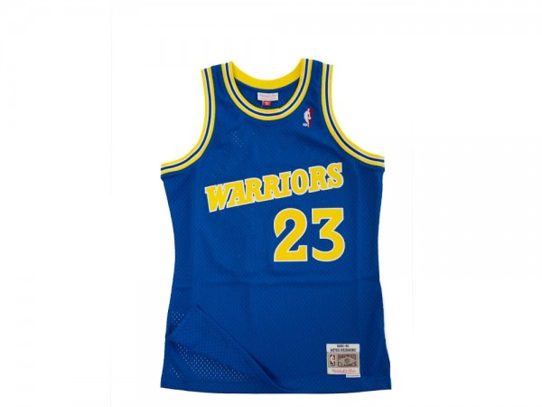 Mitchell & Ness Golden State Warriors - Mitch Richmond Swingman 1990-91 Jersey