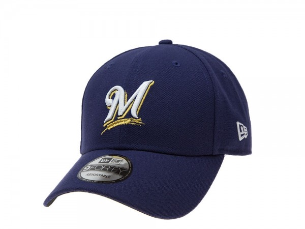 New Era 9forty Milwaukee Brewers The League Cap