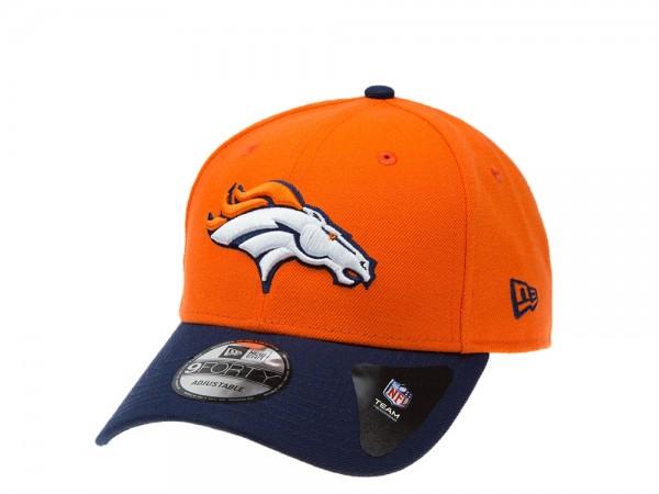 New Era 9forty Denver Broncos The League Cap