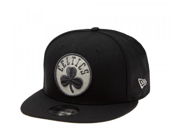 New Era Boston Celtics Silver Edition 9Fifty Snapback Cap