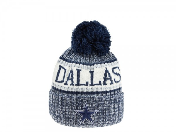New Era Dallas Cowboys Sideline 2018 Mütze