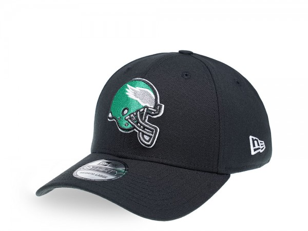 New Era Philadelphia Eagles Helmet 39Thirty Stretch Cap