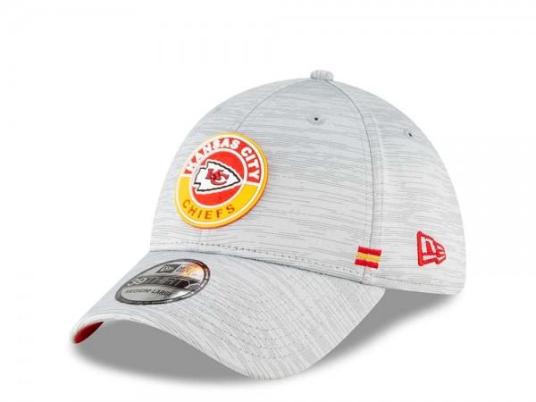 New Era Kansas City Chiefs Fall Sideline 39Thirty Stretch Cap