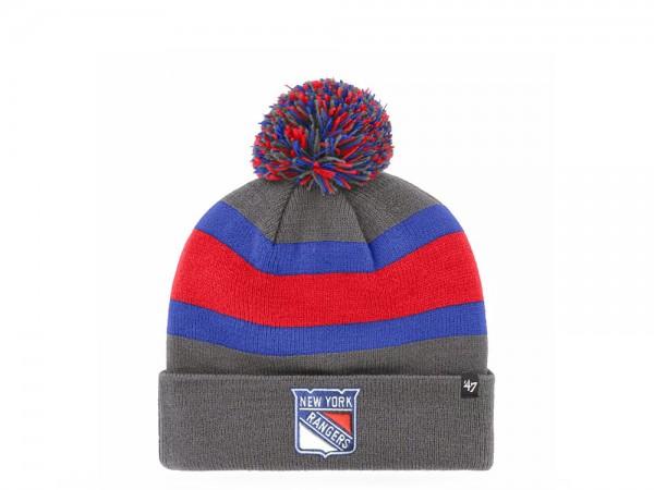 47 Brand New York Rangers Breakaway Cuff Mütze