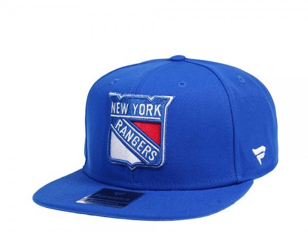 Fanatics New York Rangers Core Snapback Cap