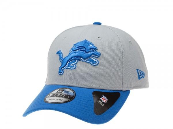New Era 9forty Detroit Lions The League Cap