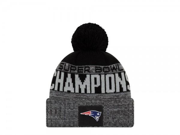 Super Bowl 53 Parade Knit - New Era New England Patriots Mütze