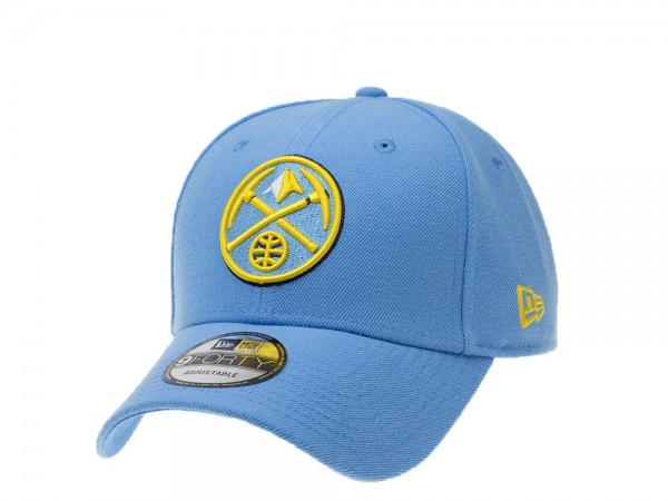 New Era 9forty Denver Nuggets The League Cap