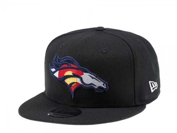 New Era Denver Broncos Colorado Edition 9Fifty Snapback Cap