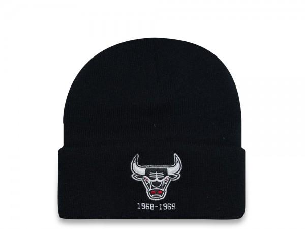 Mitchell & Ness Chicago Bulls Team Logo Mütze