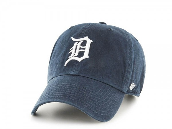 47brand Detroit Tigers Clean up Strapback Cap